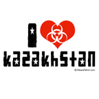 I Love Kazakhstan