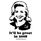 It'll be great in 2008