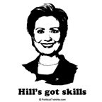 Hill's got skills