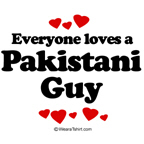 Everyone loves a Pakistani guy
