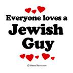 Everyone loves a Jewish guy