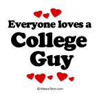 Everyone loves a college guy