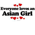 Everyone loves an Asian girl