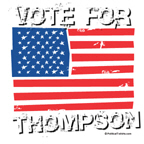 Vote for Thompson