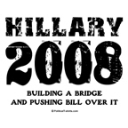 Hillary 2008: Building a bridge