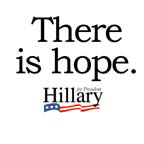 There is hope: Hillary 2008