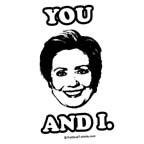 Hillary Clinton: You and I