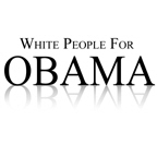 White people for Obama