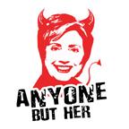 Anti-Hillary: Anyone but her