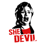 She Devil / Anti-Hillary