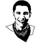Barack Obama Bandana