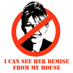 ANTI-PALIN / I can see her demise