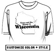Wisconsin - Come cut the cheese