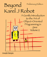Beyond Karel J Robot Textbook