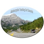 Motorcycle Touring in Canada logo