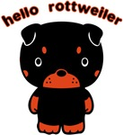Hello Rottweiler