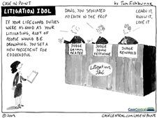 8/10/2009 - Litigation Idol
