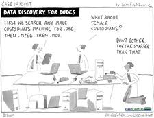 12/14/2009 - Discovery for Dudes