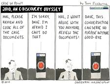 1/18/2010 - 2010, an eDiscovery Odyssey