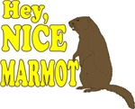Lebowski: Nice Marmot!
