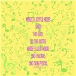 Psalm 98:4 Make a Joyful Noise