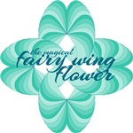Magical Fairy Wing Flower