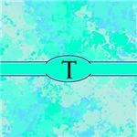 Sea Glass Monogram