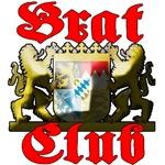 Brat Club Oktoberfest Design