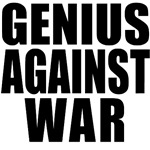 Genius Against War!