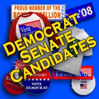 Democratic Senators and Candidates