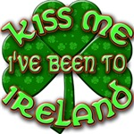 Kiss Me I've Been to Ireland