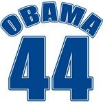 Obama 44 Obama 44th President T shirts
