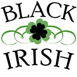 Black Irish Tshirts, Hoodies, Sweats, More Apparel