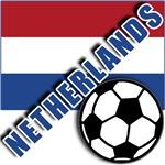 World Soccer NETHERLANDS Team T-shirts