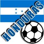 World Soccer Honduras Team T-shirts