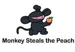 Monkey Steals the Peach