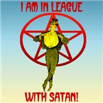 I am in League with Satan