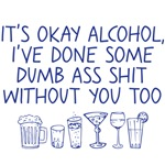 it's okay alcohol