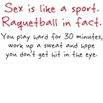 sex is like a sport