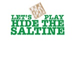 Let's play hide the saltine