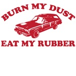 Burn my dust