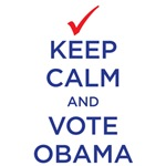 Keep Calm - Obama