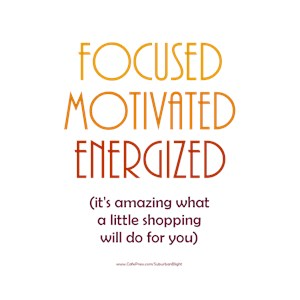 Focused Motivated Energized