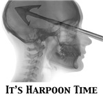 It's Harpoon Time