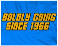 Boldly Going Since 1966
