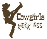 Cowgirls Kick Ass