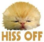 Hiss Off Kitten