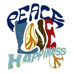 Peace Love and Happiness #P2