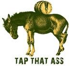 Tap That Ass T-shirts - Donkey Keg