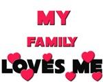 My FAMILY Loves Me